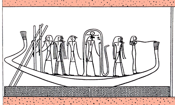 Tuthmosis Iii Drawing Ancient Egypt The Book of